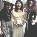 Event with Olivia Chow, Johnny Depp, and Julia Roberts look-a-likes