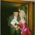 Mr. Buckleys and Marilyn Monroe look-a-likes