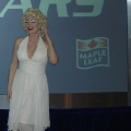 Maple Leaf Foods celebrates with Marilyn