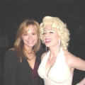 Marilyn and Susan Hay from Global TV