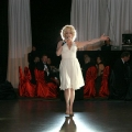 Marilyn at black tie Gala