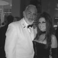 Sean Connery & Shania Twain look-a-likes
