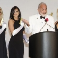 Sean Connery double and Bond girls