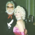 The real Ronni Hawkins & Marilyn