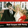 Charlie and Marilyn at the red carpet VIP party for Mohawk Racetracks