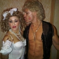 Billy Idol & Madonna