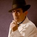 Humphrey Bogart impersonator