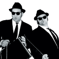 Blues Brothers impersonators