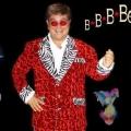 Elton John impersonator