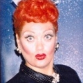 Lucille Ball impersonator