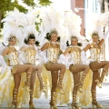 Las Vegas showgirls conservative